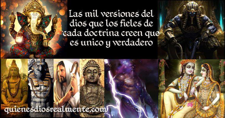 nombres de dioses mitológicos